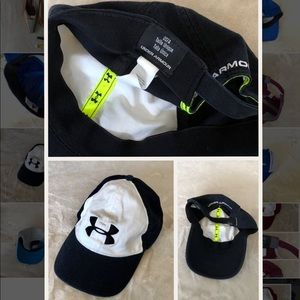 0228a016dec Under Armour Accessories - Bundle Baseball Caps ADIDAS   UNDER ARMOUR   NIKE